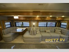 New 2016 Entegra Coach Anthem 44DLQ Motor Home Class A - Diesel at Bretz RV & Marine | Missoula, MT | #50374