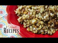 Southern Hash Browns – PLUS Special Announcement – I Heart Recipes - Bridge. Youtube Wedding, Food Videos, Recipe Videos, I Heart Recipes, Breakfast Omelette, Hash Browns, Wedding Preparation, Gifts For Wedding Party, Black Eyed Peas