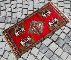 Anatolia Turkish Rug 16 X 34 Hand Woven Wool Kirsehir Carpet 19 X 41 Turkish Kilim Rugs, Rugs On Carpet, Persian, Bohemian Rug, Hand Weaving, Oriental, Traditional, Wool, Ebay