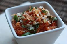 Monash University Low FODMAP Diet: Spaghetti Squash - Newly Tested Food