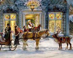 Christmas Eve~Trisha Romance