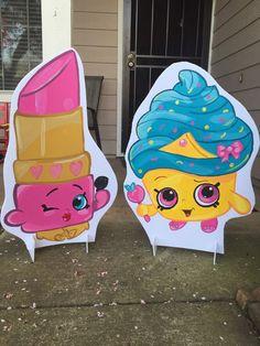 Shopkins Party Shopkins Birthday Shopkins by CreativChick on Etsy