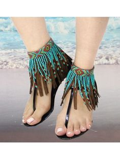 Find beautiful pieces to stock your shop with in our selection of wholesale fashion accessories. Leather Fringe, Brown Leather, Beach Weather, Wholesale Fashion, Anklets, Seed Beads, Preppy, Turquoise Bracelet, Fashion Accessories