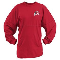 NCAA Utah Utes Women's Junior Coastal Sweeper Jersey, Red, Medium Three Square by Royce Apparel http://www.amazon.com/dp/B00VNK0KNS/ref=cm_sw_r_pi_dp_GcNywb1SC2ZP2