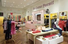 fashion, juicy, juicy couture, store