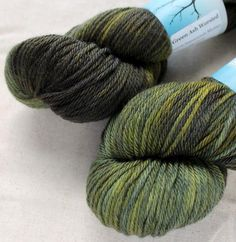 South Brother - Green Ash Worsted