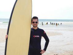 Dorfhotel Sylt bietet auch für Aktivurlauber hervorragende Freizeitaktivitäten an: Auf die Wellen, fertig, looos!