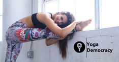 Yoga Democracy was founded in 2015 to offer direct to the consumer a sustainable active wear alternative. Virtually all our products are produced in house at th