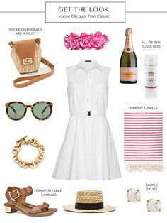 What To Wear: Veuve Clicquot Polo Classic