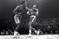Ali goes down