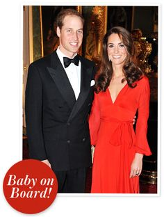 A new Prince or Princess is on the way!After weeks of speculation, the Palace confirmed the happy news today on the Duke and Duchess of Cambridge's website. http://news.instyle.com/2012/12/03/kate-middleton-pregnant/#