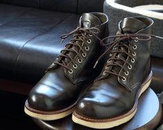 【ワックス加工後初めてのメンテ】Redwing 8190をお手入れ│the room of ramshiruba Dr. Martens, Combat Boots, Shoes, Fashion, Moda, Zapatos, Shoes Outlet, Fashion Styles, Shoe