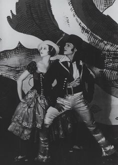 Alexandra Danilova and Serge Lifar in George Balanchine's The Triumph of Neptune, 1926 Ballet Pictures, Ballet Photos, Ballet Russe, Dancer Photography, Vintage Ballet, Lord Of The Dance, George Balanchine, Ballet Companies, Russian Ballet