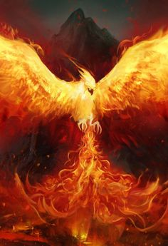 The Phoenix is known by various names as a symbol of resurrection. When the Phoenix reaches the end of his life, it sets itself on fire, burning to ashes, then rises again to begins its life anew. It is believed that the legend came from the Orient and was adopted by Sun-worshipping Egyptian priests of Heliopolis, as an allegory of the Sun's daily setting and rebirth. Passed on to the Greeks and then the Romans, the legend of this wonderful supernatural creature has survived over the…