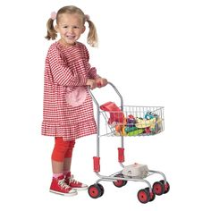 Shopping Trolley - Toys for Girls - Toy Shop | Letterbox