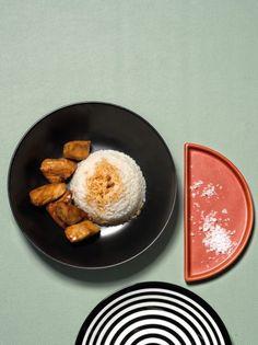 Τηγανιά κοτόπουλου με μέλι και βαλσαμικό ξίδι - www.olivemagazine.gr Grill Pan, Grilling, Chicken, Cooking, Health, Kitchen, Recipes, Griddle Pan, Health Care