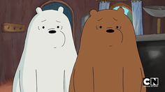 Ice Bear We Bare Bears, We Bear, We Bare Bears Wallpapers, Bear Wallpaper, Cute Bears, Lilo And Stitch, Disney Cartoons, Anime Love, Scooby Doo
