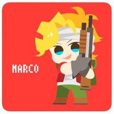 Metal Slug: Marco