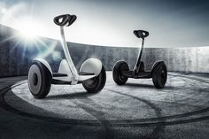 Xiaomi Unveils a Budget Segway With the $315 Ninebot Mini Check more at http://www.freshnessmag.com/2015/10/20/xiaomi-unveils-budget-segway/