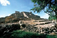 Zona Arqueológica Acanceh, Yucatán México