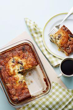 Keto bacon and mushroom breakfast casserole