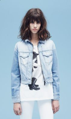 Diesel - Womens Apparel - Spring / Summer Preview 2014 - Female clothes, fashion