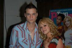 Hilary Duff & Shane West