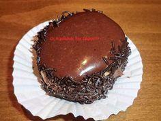 Print Friendly and PDF webpages Greek Sweets, Greek Desserts, Party Desserts, Greek Recipes, Desert Recipes, Sweet Corner, Boston Cream Pie, Sweets Cake, Mini Cheesecakes