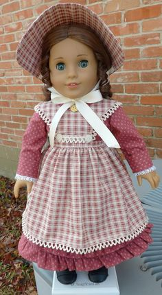 18 Doll Clothes Little House on the Prairie by Designed4Dolls