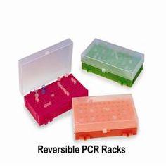 Rack dupla face para tubos de 0,2 , 0,5 , 1,5ml BioClassi