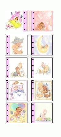 Miniature Printable Printies Mini Nursery Pinterest