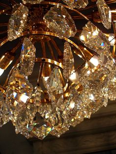 Chandelier 2 by tanakawho, via Flickr