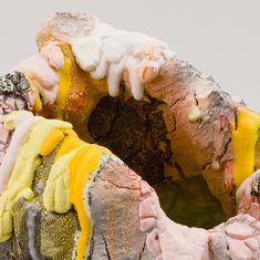 HotSpots, Brian Rochefort's Earthy, Gloopy Craters