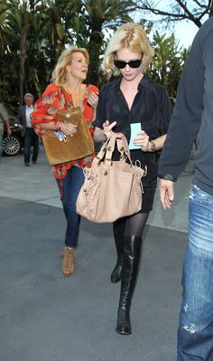 January Jones Photos: Celebs at the Lakers Game