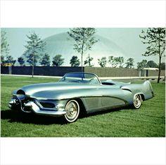 1951 General Motors LeSabre Concept Car
