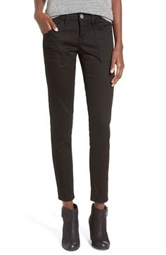 STS Blue Cargo Ankle Skinny Pants available at #Nordstrom
