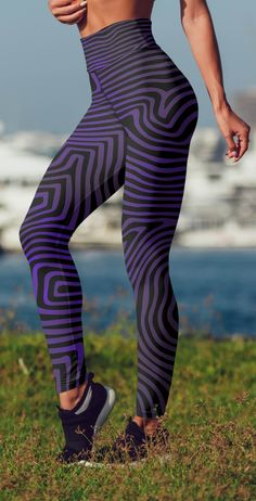 3038abcea4f82e Vosenta #Dazzle Collection Yoga Leggings Raised Wasitband. Printed High  quality leggings