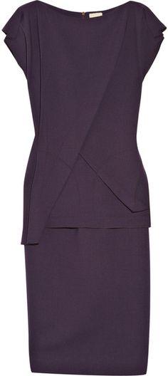 Latest deal RM Roland Mouret plum dress $2140 originally! $57 :) now, stop eating!