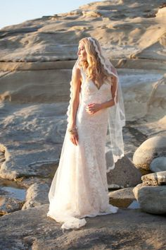 Real Weddings: Katie & Justin's Family Home Wedding in La Jolla