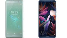 Sony Xperia XZ2 vs Huawei Mate 10 Pro Subscribe! http://youtube.com/TechSpaceReview More http://TechSpaceReview.tumblr.com