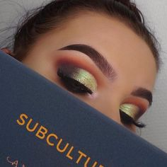 """WEBSTA @ makeupanzy - Anotherrr one of this subculture look❤️PRODUCTS USED: @anastasiabeverlyhills #dipbrow in Ebony @anastasiabeverlyhills #abhsubculture palette, using the shades """"roxy"""", """"cube"""", """"all star"""", """"electric"""", """"untamed""""@lashstore.no vegas lashes @anastasiabeverlyhills darkside eyeliner ❤️-----TAGS: #abhshadows #lashes #makeupaddict #makeupfeed #anastasiabrows #abhbrows #anastasiabeverlyhills #subculture #undiscovered_mua #abh #brows #onfleek"""