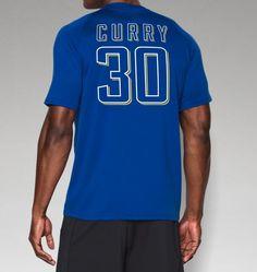 Men's SC30 Curry Championship T-Shirt 慶祝雙十,你留言小編幫您出國際運費啦!