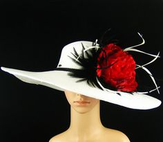 I like this one!  Kentucky Derby Hat Preakness Hat Belmont Derby by theoriginaltree, $69.97