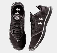 under armour black womens shoes