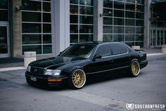 Lexus - #LaResistance Lexus ls400 - Japanese