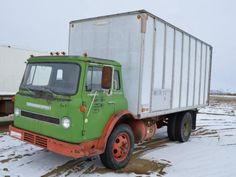 1973 International Cargo Star 161