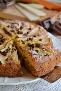 torta pere e cioccolato nuova