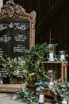 Botanical inspired wedding in France Photo: @matttylerphoto
