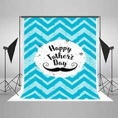 Kate 5x7ft Happy Father's Day Cotton Photography Backdrop...