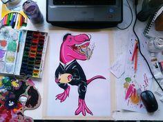 Work in progress-DALi-The Pinkie Project